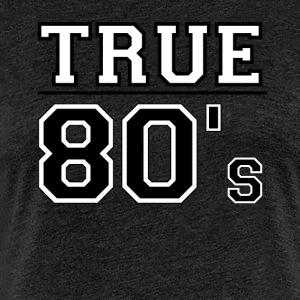 True80-small - Frauen Premium T-Shirt