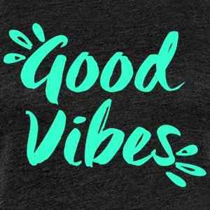 Good Vibes - Yoga - Frauen Premium T-Shirt