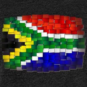 flag South Africa - Women's Premium T-Shirt