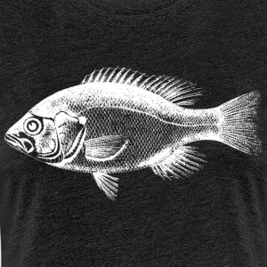 freshwater perch - Women's Premium T-Shirt