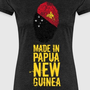 Made In Papua New Guinea / Papua New Guinea - Women's Premium T-Shirt