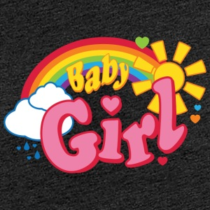 Rainbow Baby Girl - Premium T-skjorte for kvinner