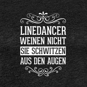 Linedance - Frauen Premium T-Shirt