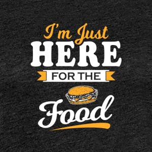 Food True Love - Women's Premium T-Shirt