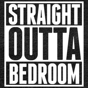 DJ STRAIGHT OUTTA BEDROOM - Frauen Premium T-Shirt