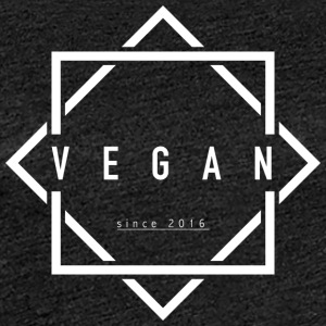 VEGAN since 2016 - Women's Premium T-Shirt