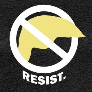 RESIST. - Frauen Premium T-Shirt