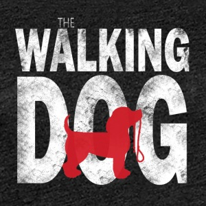 The Walking Dog - Women's Premium T-Shirt