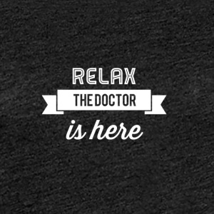 Relax Doctor Design - Women's Premium T-Shirt