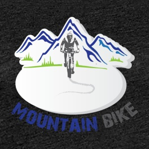 Mountain Bike - Premium-T-shirt dam