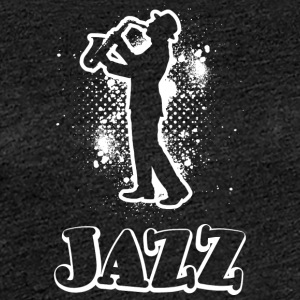 jazz - Women's Premium T-Shirt