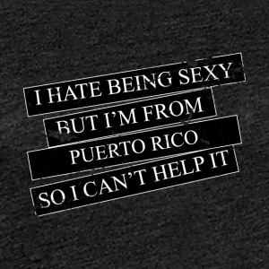Motive for cities and countries - PUERTO RICO - Women's Premium T-Shirt