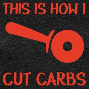 Firemen: This is how i cut carbs - Women's Premium T-Shirt