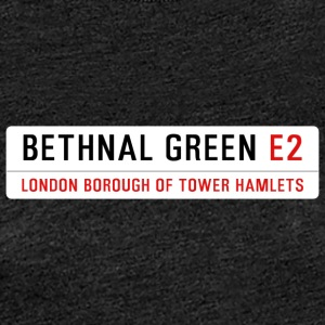 Bethnal Green Street Sign - Women's Premium T-Shirt