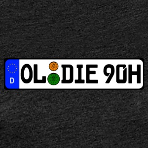 Oldie 90 historically - Women's Premium T-Shirt