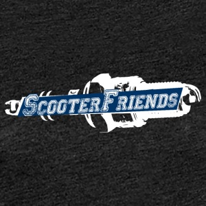 Scooter Friends - Women's Premium T-Shirt
