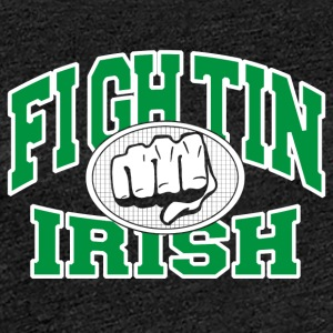 Fighting Irish - Maglietta Premium da donna