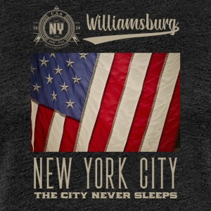 New York City · Williamsburg - Women's Premium T-Shirt