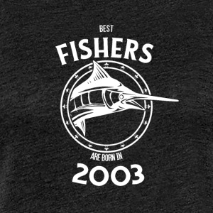 Present for fishers born in 2003 - Women's Premium T-Shirt