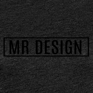 MR DESIGN - Dame premium T-shirt