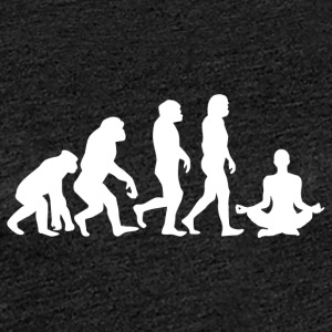 ++ ++ YOGA EVOLUTION - Premium T-skjorte for kvinner