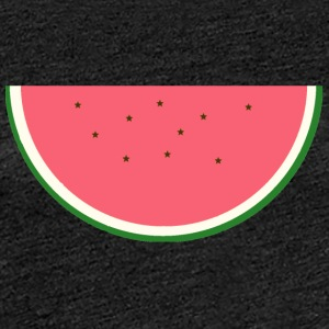 STERN MELONE - Digital MELON - Digital Fruit - Frauen Premium T-Shirt