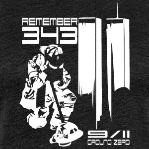 Remember 343 - 9/11 groud zero - Frauen Premium T-Shirt
