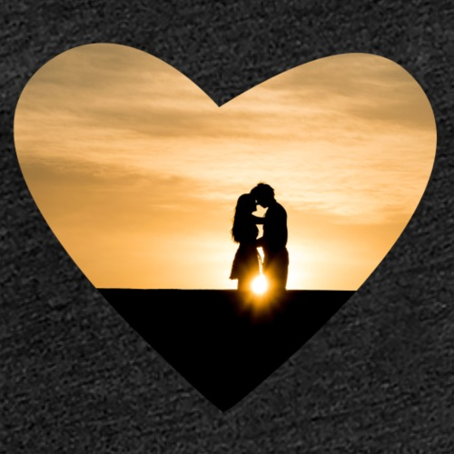 Couple Sun - Frauen Premium T-Shirt