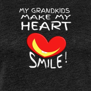 grand kids - Women's Premium T-Shirt