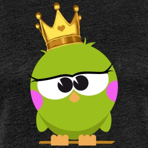Princess Birdie - Frauen Premium T-Shirt