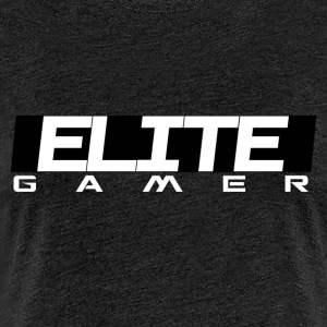ELITE GAMER genom Juiceman Benji Gaming - Premium-T-shirt dam