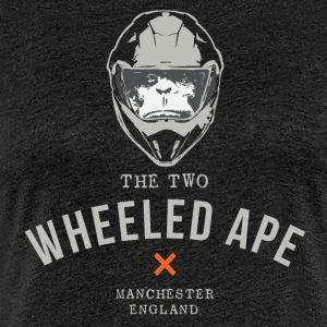 Two Wheeled Ape X Design Licht NEU - Frauen Premium T-Shirt