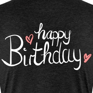 HAPPY BIRTHDAY - Vrouwen Premium T-shirt