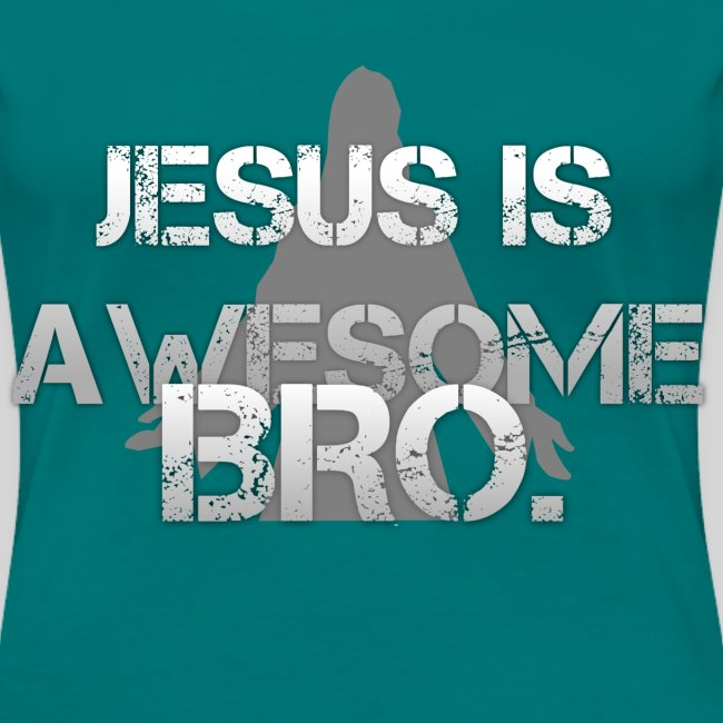 Jesus ist genial Bruder ein tolles Geschenk