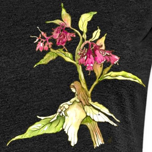 Beinwell und seine Elfe - Frauen Premium T-Shirt