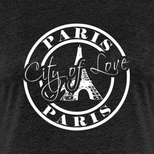 Paris City of Love part2 - Frauen Premium T-Shirt