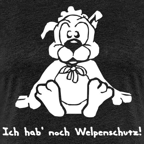 Welpenschutz - Frauen Premium T-Shirt