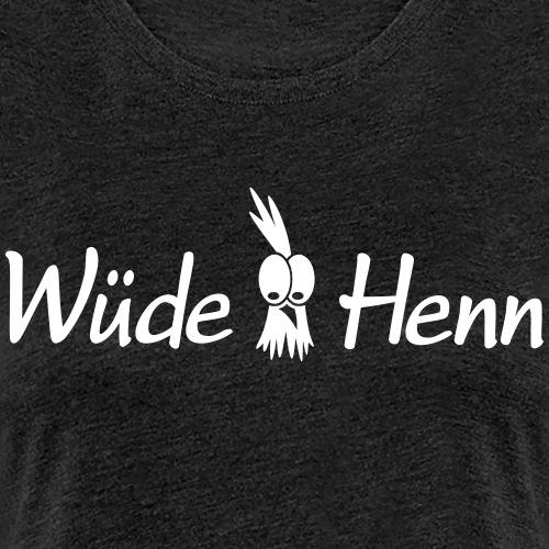 Wüde Henn - Frauen Premium T-Shirt