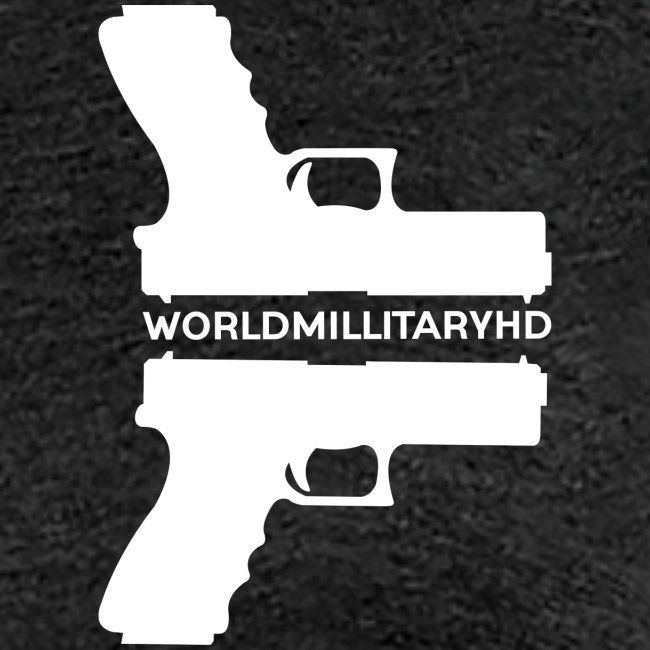 WorldMilitaryHD glock design (white)