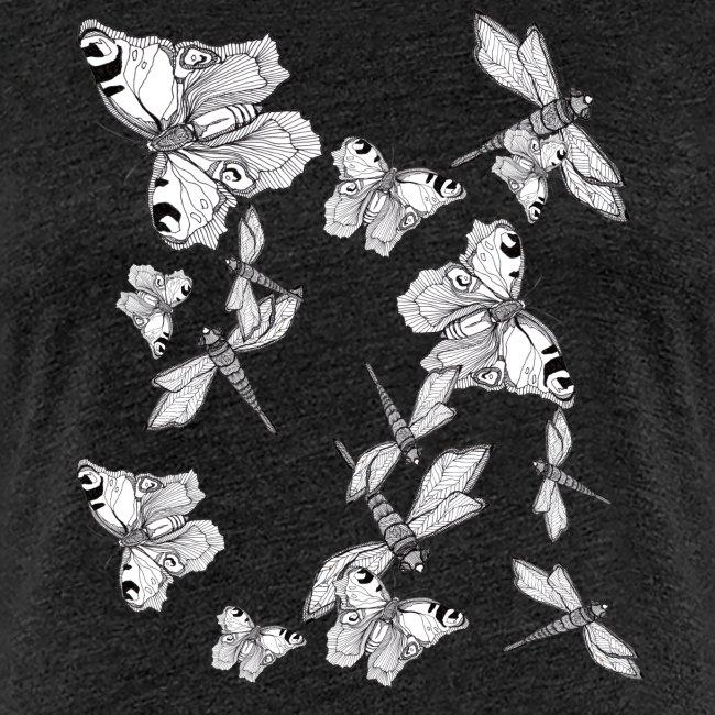 Libelle und Schmetterling - Glaube und Wahrheit