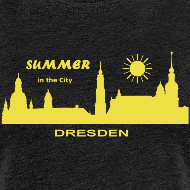 Summer in the City Dresden