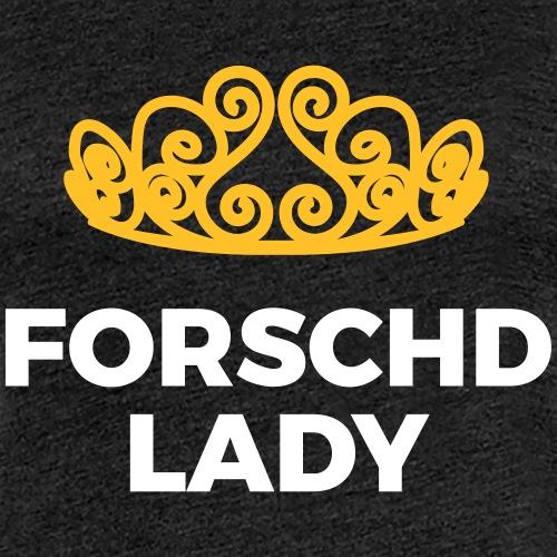 Forschd Ladys - Frauen Premium T-Shirt