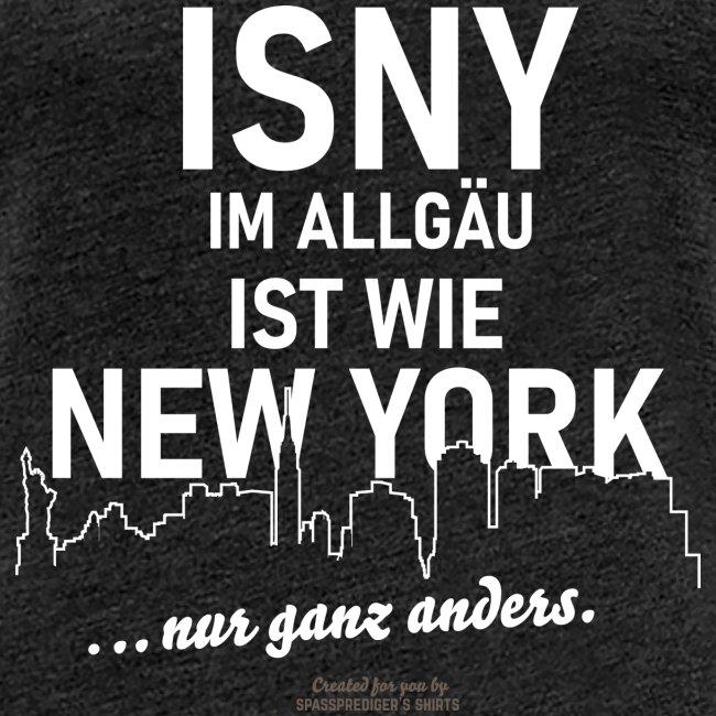 Isny im Allgäu ✨ist wie New York 🌁🗽