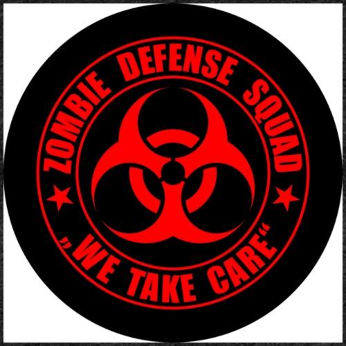 Zombie Defense Squad - Buttonmotiv - Frauen Premium T-Shirt