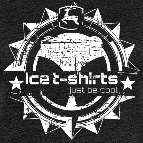 ice t shirt Kompass - Frauen Premium T-Shirt