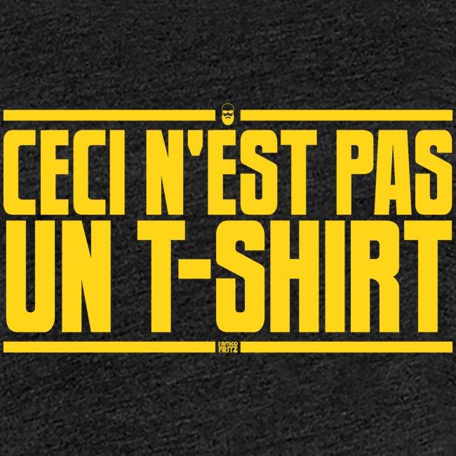 Ceci n´est pas un T-shirt
