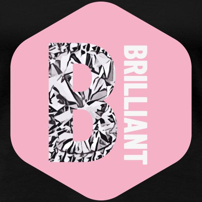 B brilliant pink