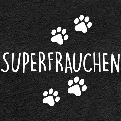 Superfrauchen - Frauen Premium T-Shirt