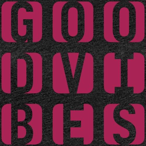 Good Vibes Cubes - Frauen Premium T-Shirt