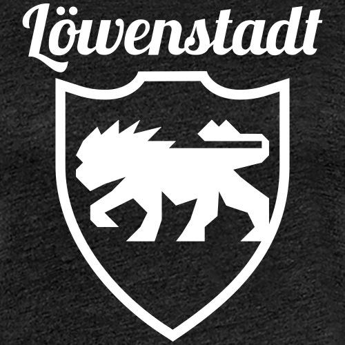 Löwenstadt Design 2 weiss
